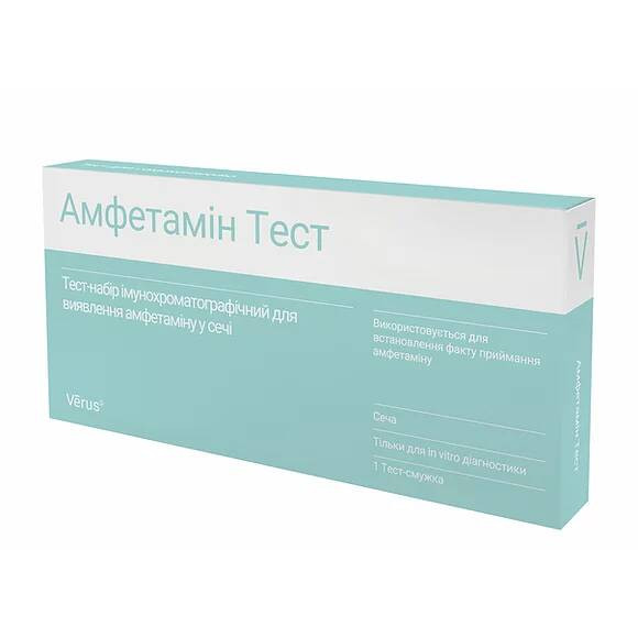 Амфетамін тест